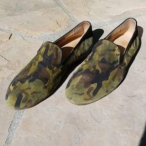 Camo Venetian Loafers EST. 1990 H ENGLAND